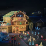 B&Q Christmas Commercial